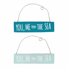 Sass & Belle Rectangle Decorative Hanging Signs