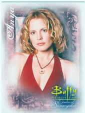 Buffy TVS Women Of Sunnydale Promo Card P-UK