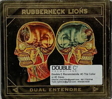 Rubberneck Lions - Dual Entendre (Cd, 2013) Rare! Near Mint Disc! Free Shipping!