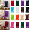 Stretch Dining Chair Cover Removable Slipcover Washable Banquet Furniture Covers