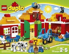 LEGO - DUPLO - 10525 - LA GRANDE FERME - NEUF ET SCELLÉ - NEW AND SEALED