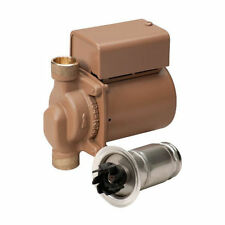 "Taco 006 - Plumb N' Plug - 1/40 HP - Circulator Pump - Bronze - 1/2"" Sweat"