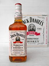 "Jack Daniels 1907 ""White Label"" Generation 1 Bottles- FULL CARTON!!!!"