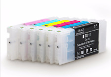 Empty Refillable Ink Cartridges for Fujifilm frontier-s DX100 With Chip 6pcs/set