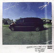Kendrick Lamar-Buen chico, m.a.a.d Ciudad - 2 X Lp De Vinilo * Nuevo y Sellado *