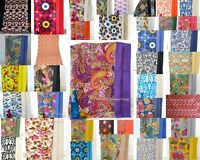 Chrishmas Gift Cotton Indian Handmade Twin Cotton Kantha Bed Cover Blanket Quilt