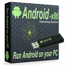 ANDROID-X86 OREO(64bit) 16GB USB - Run Google Play Android O/S on your PC/Laptop