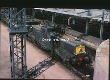 C1506 - Dia slide 35mm original: chemin de fer France, SNCF BB 13002