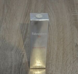 FAHRENHEIT 32 DIOR AFTER SHAVE BALM 70ml, DISCONTINUED, VERY RARE, NEW, SEALED