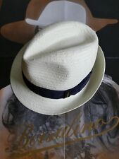 Cappelli da uomo paname blu  36576914e874