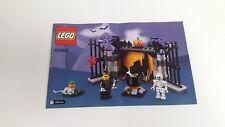 Sólo las instrucciones de Lego!!!!!! 40260 caza de Halloween