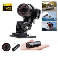 Vélo Moto Casque d'action Sports Caméra Cam DV Vidéo Full HD 1080P Mini F9/M500