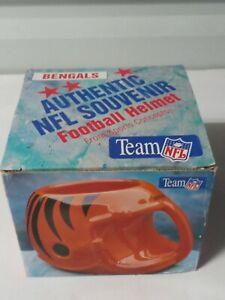 New 1986 Vintage NFL Cincinnati Bengals Big Coffee Mug Gift Collectible Burrow