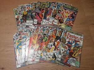 Fantastic Four Vol. 1 :  226 - 249 (1961), average  VFN, US Originale