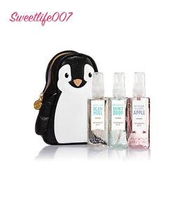 Bath & Body Works Cool Penguin Fragrance Gift Set (Travel-Sizes)