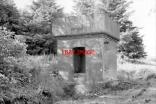 PHOTO  1997 IRELAND WATER TOWER PARKMORE STATION OPENED 01-09-1888 CLOSED 01-10-