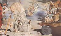 Framed Print - Salvador Dali The Apotheosis Of Homer (Painting Picture Art)
