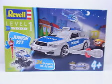 LOT 16619 | Revell Junior Kit 00802 Polizeiauto 1:20 Bausatz NEU in OVP