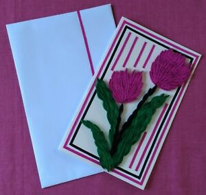 New Paper quilling Handmade Cards Any Occasion