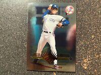 Mariano Rivera Yankees 1997 Leaf Fractal Matrix SILVER PARALLEL #147