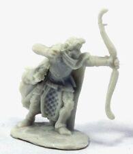 1 x GALADANOTH SNIPER ELF - BONES REAPER figurine miniature jdr rpg d&d 77320