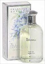 Crabtree Evelyn  Classic  WISTERIA  EAU De Toilette  3.4oz NIB