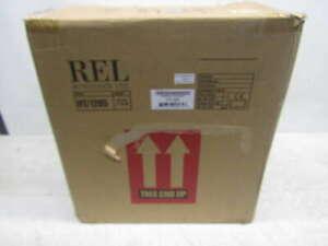 """REL HT1205 12"""" 500W Subwoofer - Black"""