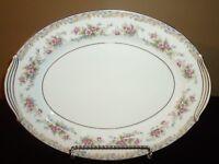 """Noritake SOMERSET 13 3/4"""" Oval Serving Platter"""