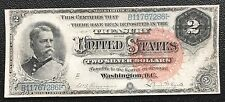 $2 SERIES OF 1886 SILVER CERTIFICATE