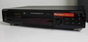 Sony Minidisc Player Deck MDS - JE 530 Hifi Musik Audio Disc