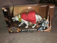 Funko DC KRYPTO THE SUPERDOG Primal Age Collectible Figure S2 Superman New