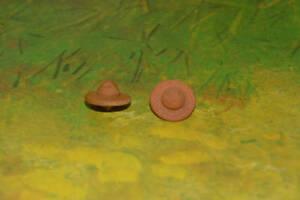 DaBro WWII for Timpo 2 Kanadier Mountie Hat UWWI Canadian brown Briten 1/32