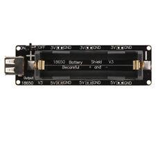 3V/5V Wemos ESP32 18650 Batterie Shield V3 ESP-32 für Arduino Raspberry Pi