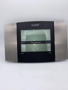 La Crosse Technology WS-8117U-IT Atomic Clock Weather Station Display FREE SHIP