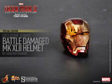 HOT TOYS SILVER CENTURION IRON MAN 3 Mark XXXIII MMS213 1/6 Figure Exclusive Ver
