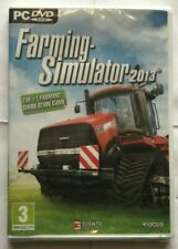 Farming Simulator 2013 PC DVD-ROM Game NEW SEALED