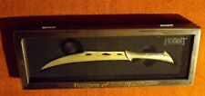 The Hobbit Tauriel Dagger Letter Opener by Noble Collection Wooden Box  LOTR NEW