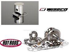 Top & Bottom End Engine Rebuild Kit KTM 2007-14 SX125 Piston Crankshaft Gaskets