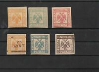 albania stamps ref 11934