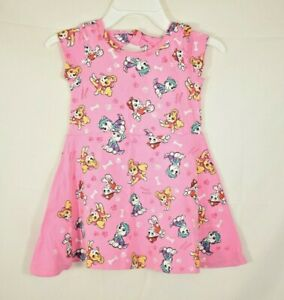 Spin Master - Nickelodeon Paw Patrol - Girls Pink Dress Size: 3T - New w/o Tags