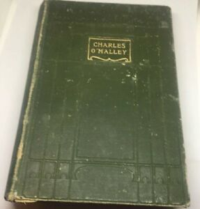 Charles O'Malley The Irish Dragoon By Charles Lever Hardcover