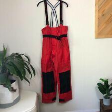 Rockwater Design Waterproof Bibs Pants Ideal for Fishing Crabbing Mens Medium