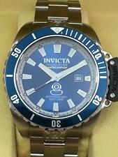Invicta Cruiseline 21318 Mens Grand Diver Watch Silver Blue Stainless Steel