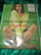 Rare Vintage Sayonara Sheer Tights Size 38-42 fashion collant Nylon Tights Ovp