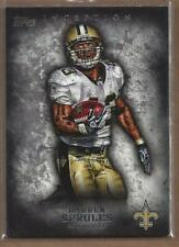 2012 Topps Inception Football Card Pick