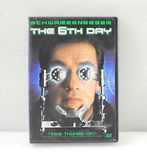 The 6th Day DVD Movie Original Release