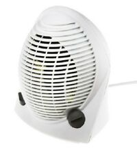 RS 2.1kW PORTABLE FLOOR ELECTRIC UPRIGHT FAN HEATER HOT & COLD 2100W