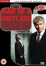 Man In A Suitcase The Complete Series: DVD NEW SEALED (8 Discs) Richard Bradford
