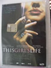 THIS GIRL'S LIFE - DVD SIGILLATO PAL - ROSARIO DAWSON - JAMES WOODS