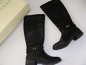Lauren Conrad Black Boots Size 6 NEW Shoes Women's Hunter NIB Knee $99.00